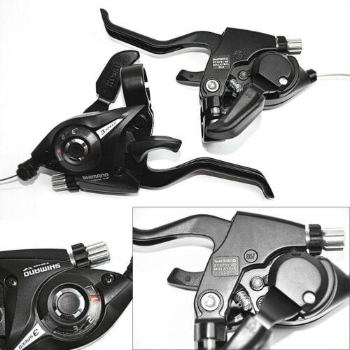 3 x 8 24speeds shimano shifter brake