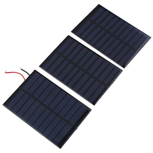 NEW 5V 160mA Solar Panel Battery charger charging Module DIY Cell boat home