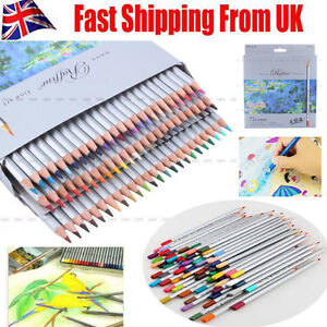 Oil Base Marco Fine Art Drawing Pencils Set For Artist Sketch Non-toxic 72Colors
