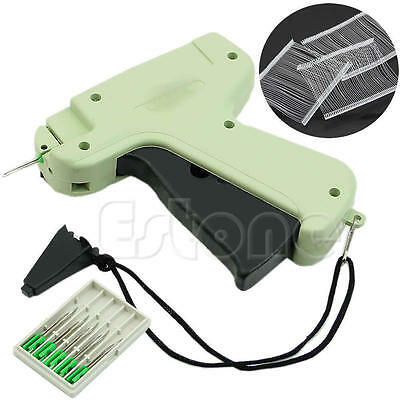 Hot Clothes Garment Price Label Tagging Tag Gun 31000 Barbs 5 Needles