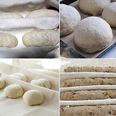 Baking Cloth Fermented Bread Dough Proofing Pans Proving Bakers Pastry Mat Mgic Bakeware