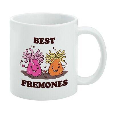 Enemy Mug - Best Fremones Frenemies Friend Enemy Funny Humor White Mug