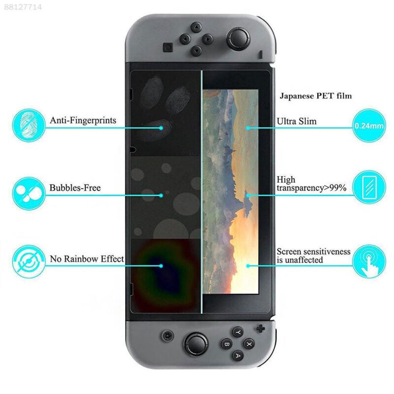 A50B Ultra Clear HD PET Film Screen Protector Anti-Scratch for Nintendo Switch