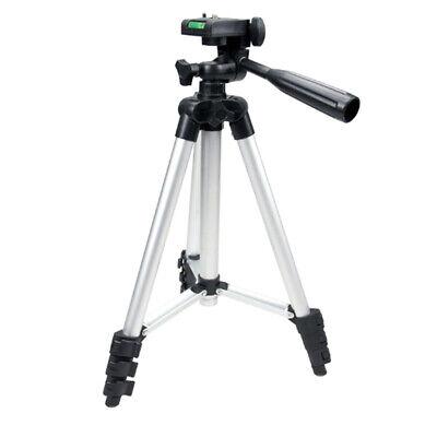 Portable Digital Camera Camcorder Tripod Stand Aluminum for Canon Nikon