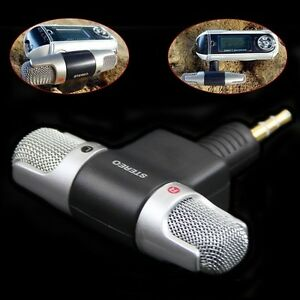 Portable Mini Microphone Digital Stereo for IUecorder PC Mobile Phone Laptop IU