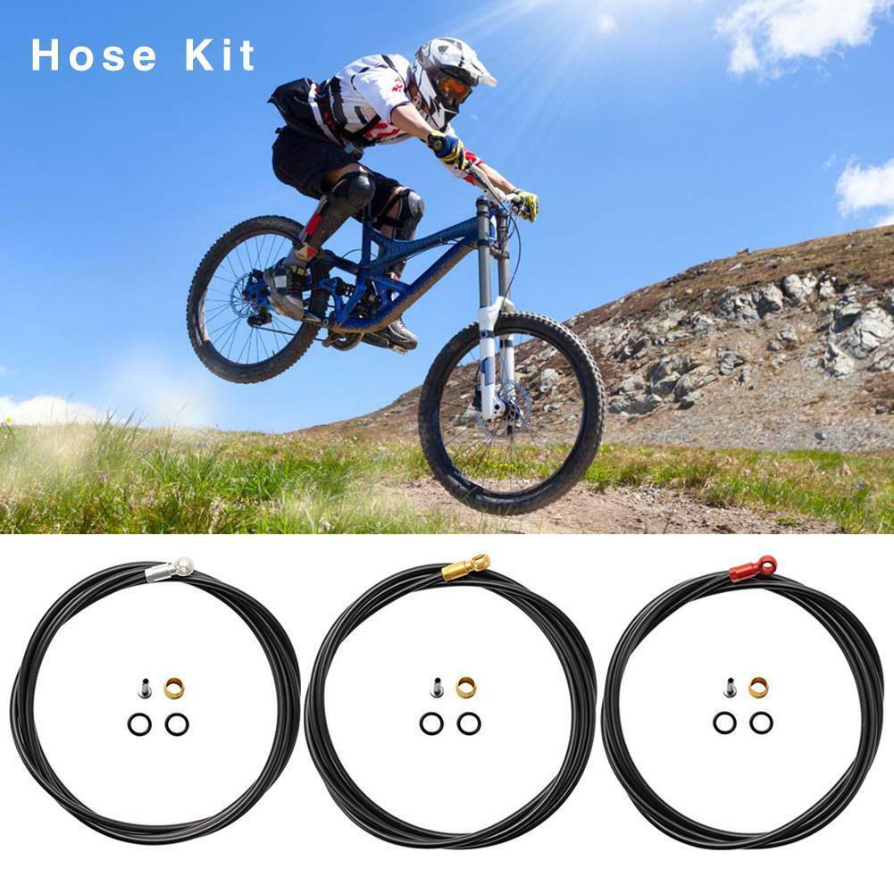 2M Bike Hydraulic Disc Brake Oil Tube Pipe Brake Hose for Shimano XTR XT SLX