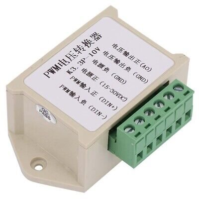 Pwm Voltage Converter Digital To Analog Plc Industrial Interface Conversion New