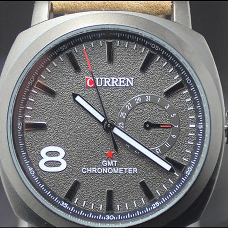 Reni часы curren gmt chronometer стоит пользоваться