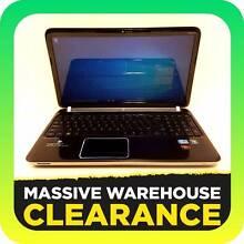 "HP DV6 15.6"" Core i5 4GB 320GB WIN10 PRO Laptop Tullamarine Hume Area Preview"