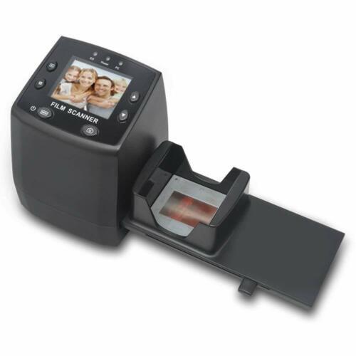 Filmscanner Diascanner Konvertiert 35mm / 135 Negative und Dia zu Digital JPEG