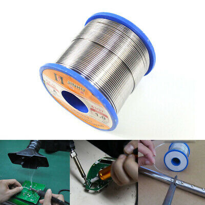 6040 400g 1mm Rosin Core Solder Tin Lead Flux 2.0 Soldering Welding Iron Wire