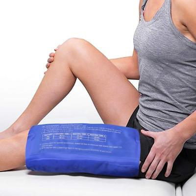 Hot Cold Pack Gel Ice Heat Therapy First Aid Kit For Back Knee Pain Relief - Heat First Aid