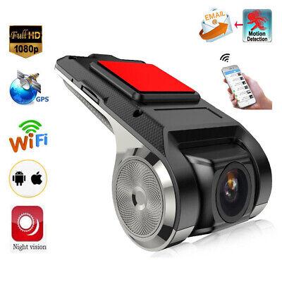 Security X28/1080P Car DVR Camera Video Recorder WiFi ADAS G-sensor Dash Cam GPS