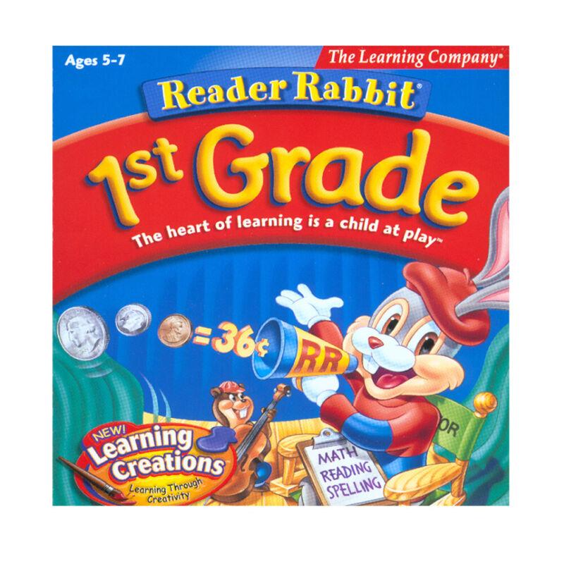Reader Rabbit 1st Grade - Learning Creations