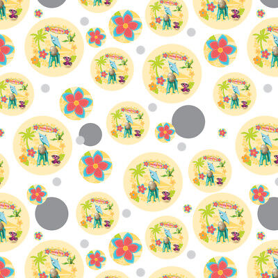 Hatching Party Baby Shower Premium Gift Wrap Wrapping Paper Roll - Baby Shower Wrapping Paper