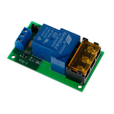 1 Channel Relay Board Module Optocoupler Isolation Highlow Trigger 12v 30a