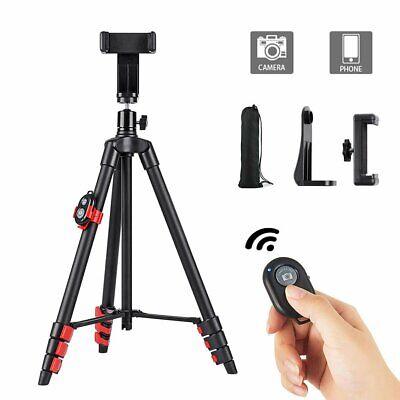 360° treppiede smartphone,cavalletto fotocamera con Telecomando in alluminio IT