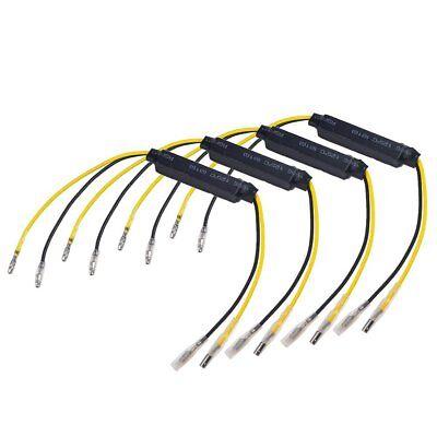 4stk LED Widerstände Kabel Miniblinker Blinker Kellermann Widerstand Wiederstand online kaufen