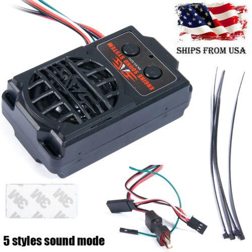 5 modes engine sound simulator for 1