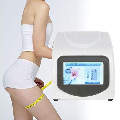 Slim Weight Reducing Machine Laser Pads Lipolysis Lipo Removal Massage Beauty