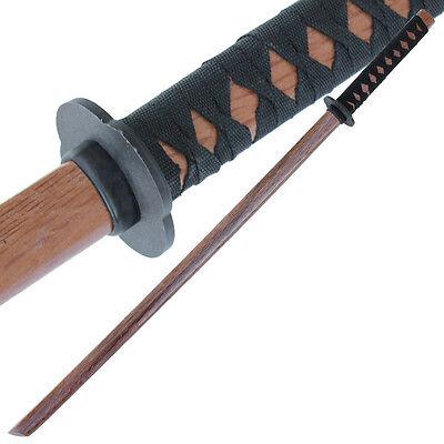Kenjutsu Swordsmanship Martial Arts Practice Bokken Wooden Ninja Sword (Wooden Ninja Sword)