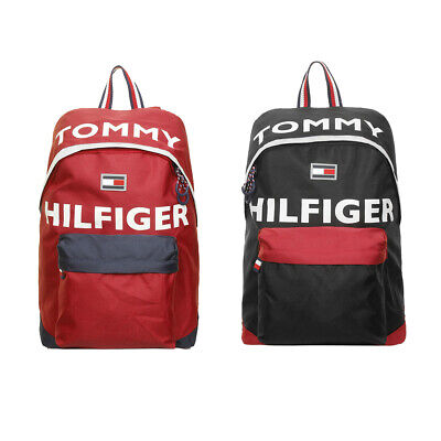 Tommy Hilfiger Luggage Men's TC980HO9 Hollis Backpack 18″W x 13″L x 6″W Bags