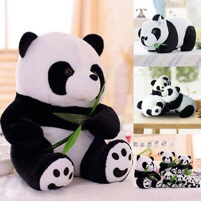 Panda Stuffed Animals (Cute Standing PANDA BEAR Stuffed Animal Plush Soft Toy Pillow Doll Cushion)