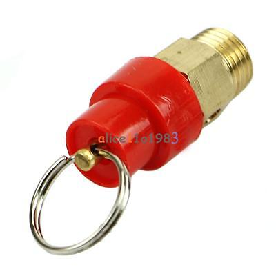 Air Compressor Safety Release Valve Pressure Relief Regulator 14 12kg Bsp New