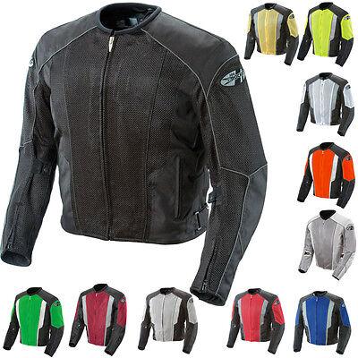 2015 Joe Rocket Street Riding Phoenix 5.0 Mesh Motorcycle Jackets - Joe Rocket Riding Jackets