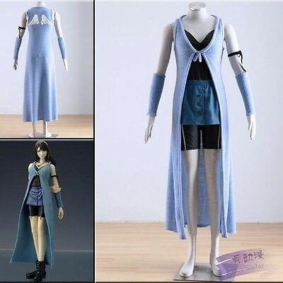 Final Fantasy VIII Rinoa Heartilly Dress Cosplay - Rinoa Heartilly Kostüm