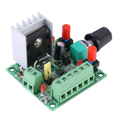 Pwm Stepper Motor Controller Pulse Signal Generator Speed Regulator Board Us