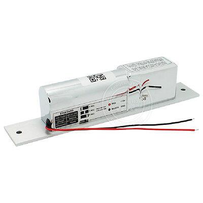 Door Electric Magnetic Drop Bolt Lock Time Delay Low Temperature Fail-safe Dc12v