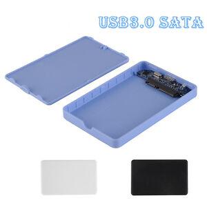 2.5'' USB 3.0 WIFI SATA HDD Case External Hard Drive Enclosure NAS Network Share
