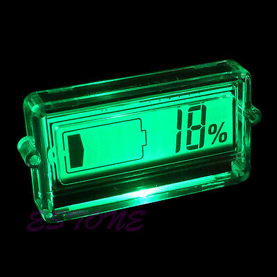 Capacity Tester Battery Indicator 12V 24v 48v car Lead-acid batteries lithium