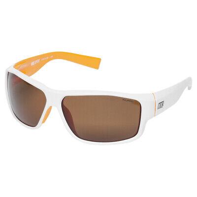 Nike Expert Sport Sommer Sonnenbrille Strand Mode EV0714-184 weiß gelb neu