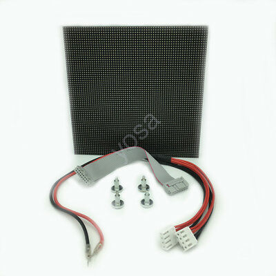 P2.5 Full Color Led Display Module Indoor Rgb 6464 Pixels Hid Screen 160160mm