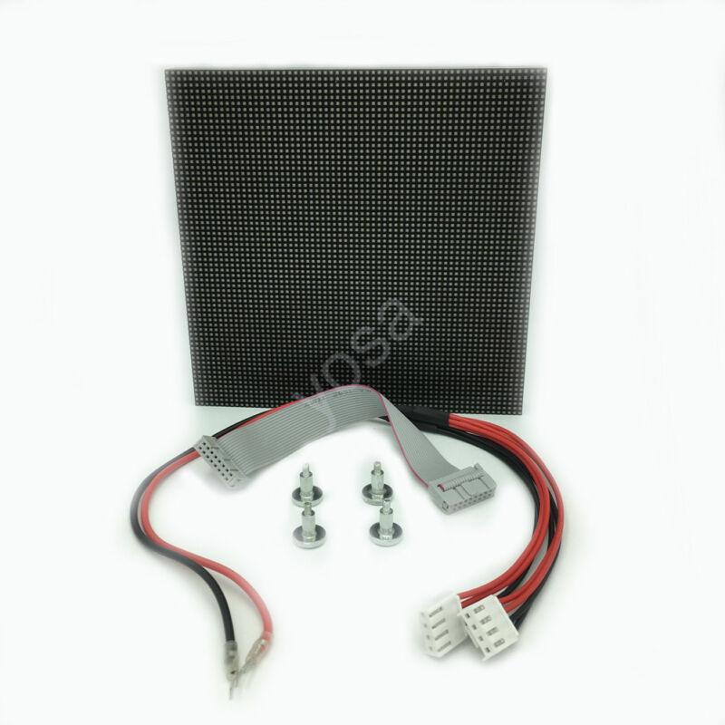 p2.5 full color led display module indoor rgb 64*64 pixels HID screen 160*160mm