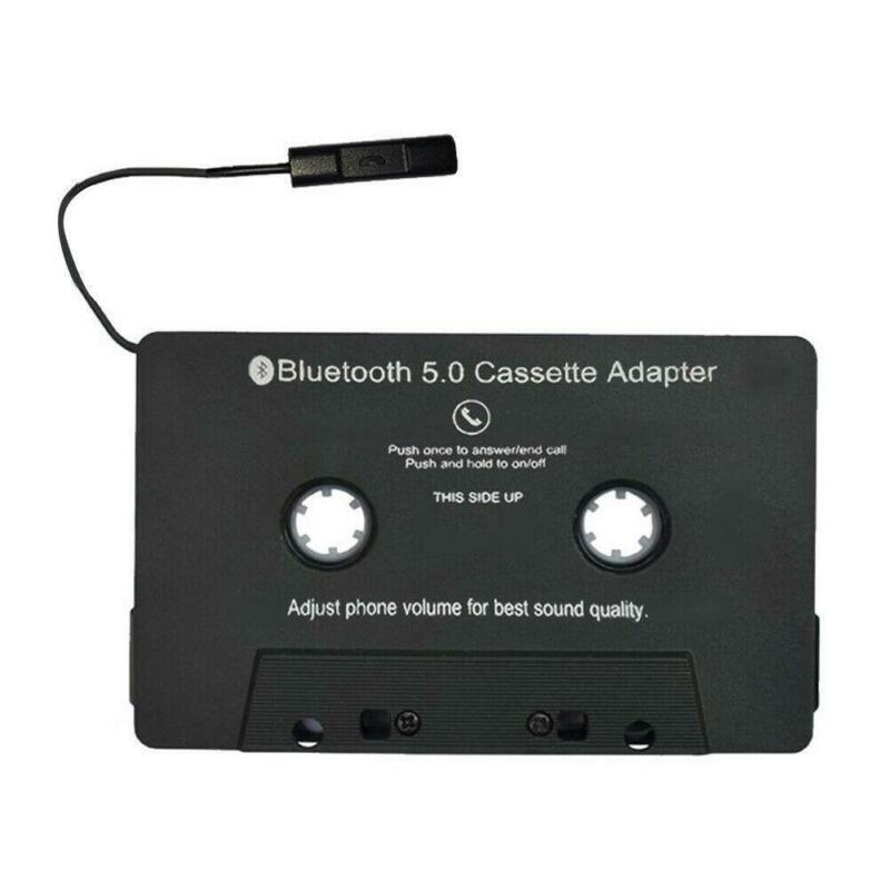 Bluetooth Car Cassette Tape Adapter Converter for iphone Android Mobile Phone