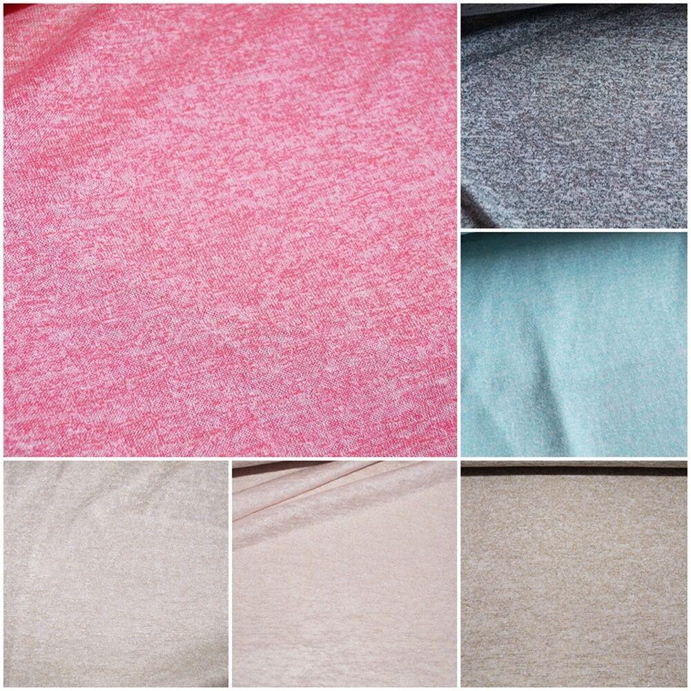 Strickstoff Feinstrick meliert 6 Farben rosa grau hellblau beige braun 0435
