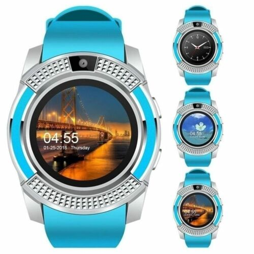 Men Women Smart Watch SIM TF Watch Phone for Android Samsung Motorola US STOCK Cell Phones & Accessories