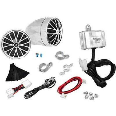 Amplificador Y Arcas Pyle PLMCA30 X Moto Bicicleta Eléctrica Custom de Carretera