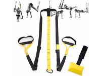 T.B.S.T Total Body Suspension Resistance Trainer/ Body Sculpture