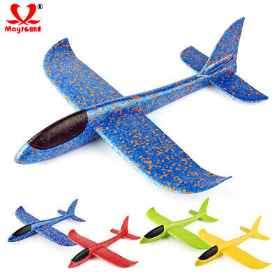 Hand Launch Throwing Glider Aircraft Foam EPP Airplane Plane Model Outdoor Toy - Toy Glider