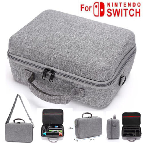 For Nintendo Switch Carrying Case Suitcase Portable Pouch Tr