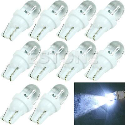 10X T10 W5W 501 LED bianco laterale auto per cuneo lampadina della luce 12V DC