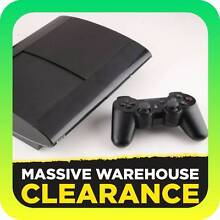 Sony Playstation 3 Super-Slim Console PS3 500GB + Controller Tullamarine Hume Area Preview