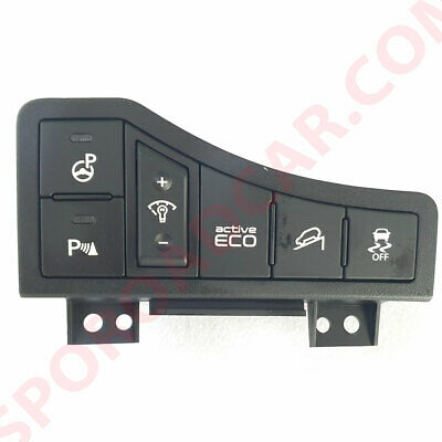 OEM Front Lower Crush Pad Cooling Heated Switch for KIA 2017-2020 Sportage QL