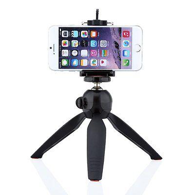Mini Tripod Mount   Phone Holder Clip Desktop Self Tripod For Digital Camera   I