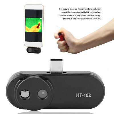 Ht-102 Cell Phone Infrared Camera Thermal Imager Android Type-c Usb Interface
