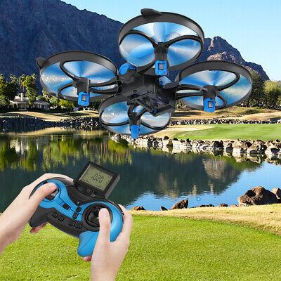 Mini RC Drone Fashion 3D 360° Flips & Rolls 2.4G Gyro Quadcopter Altitude Hold US